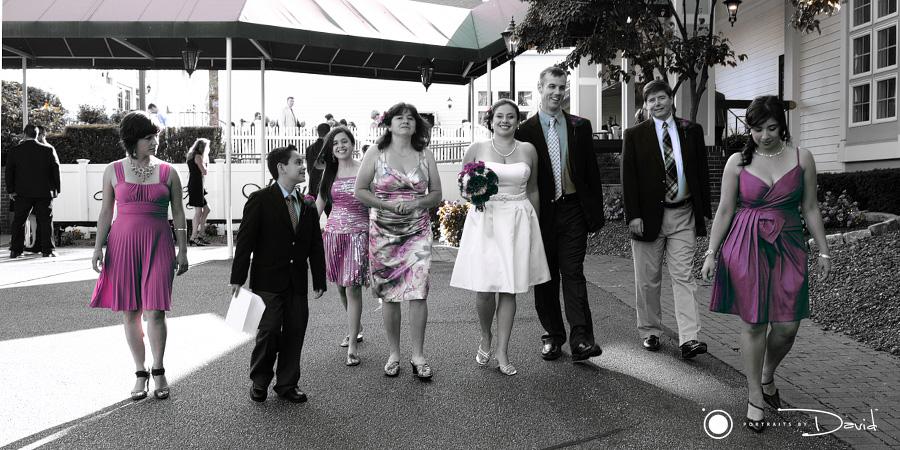 Delaney House wedding photography