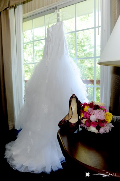 Sturbridge Host Hotel Wedding Photo