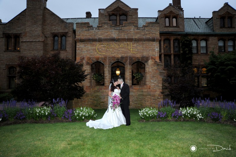 Cranwell Estate wedding photo