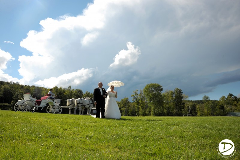 Mountain Top Inn Chittenden Vermont wedding photo
