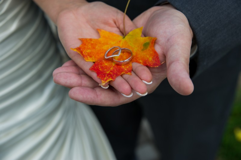 Tekoa Country Club wedding photo
