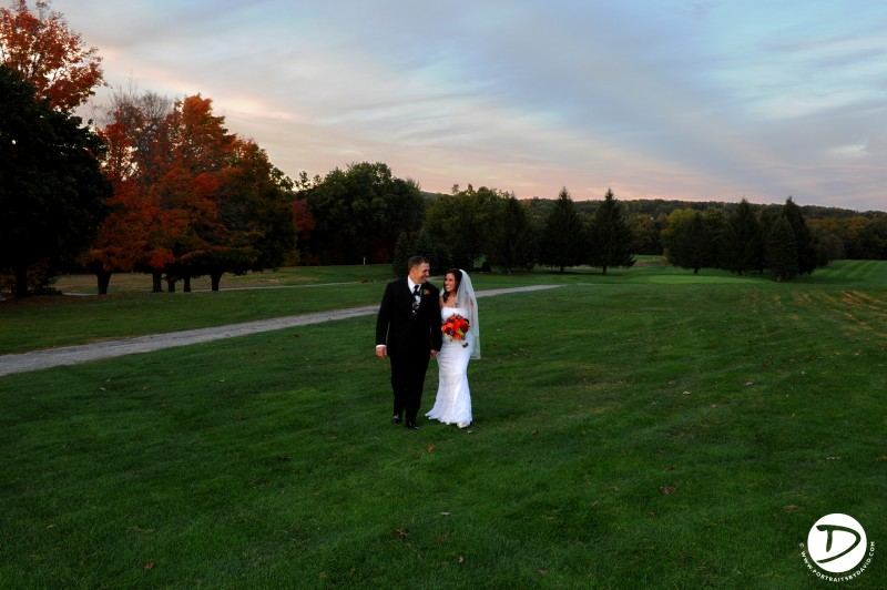 Ludlow country club wedding photo Ludlow Ma