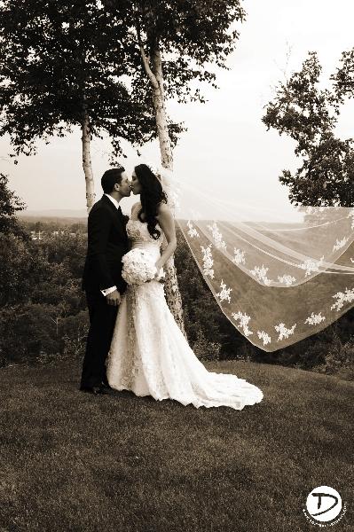 Stanley Park wedding photo Westfied Ma