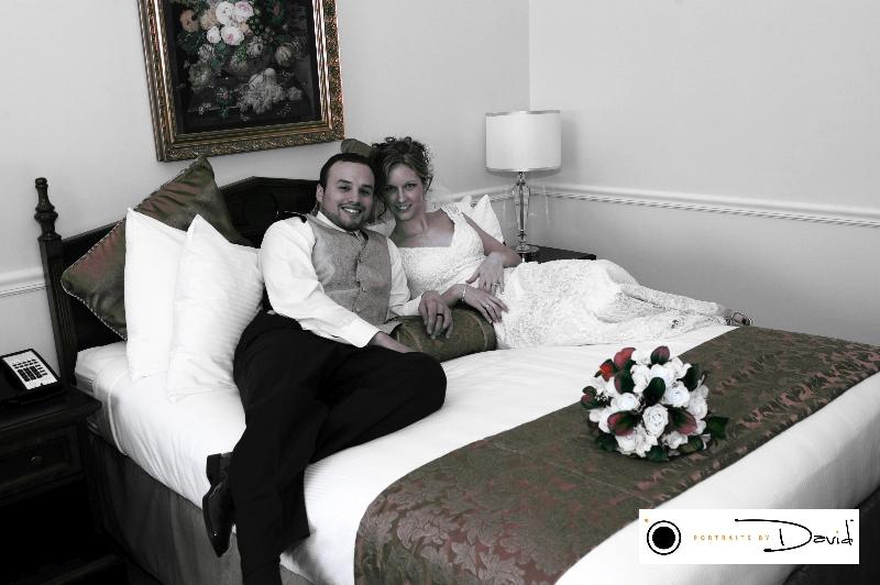 Hotel Northampton wedding photo Western Ma