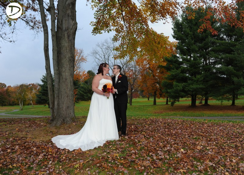 Oak Ridge Country Club Wedding Photo