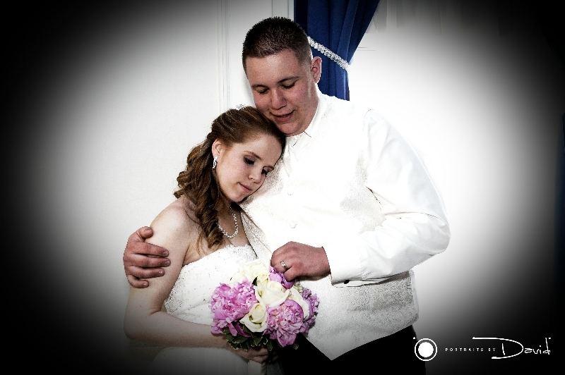 Munich Haus wedding photo
