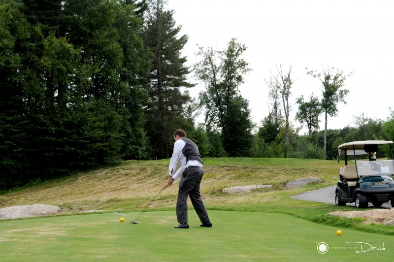 The Ranch Golf Club Southwick Ma wedding photo