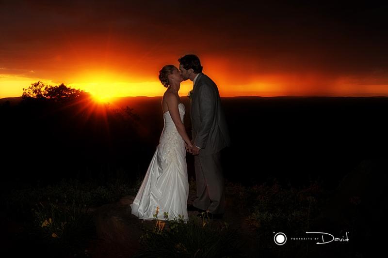 Log cabin wedding photo Holyoke Ma