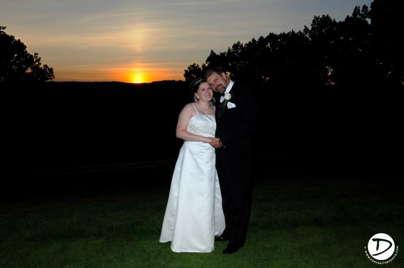 St Anne's Golf Club wedding photo Agawam Massachusetts