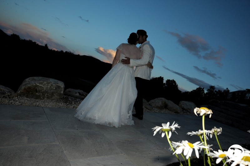 Mt Top Inn and resort Chittenden Vermont wedding photo