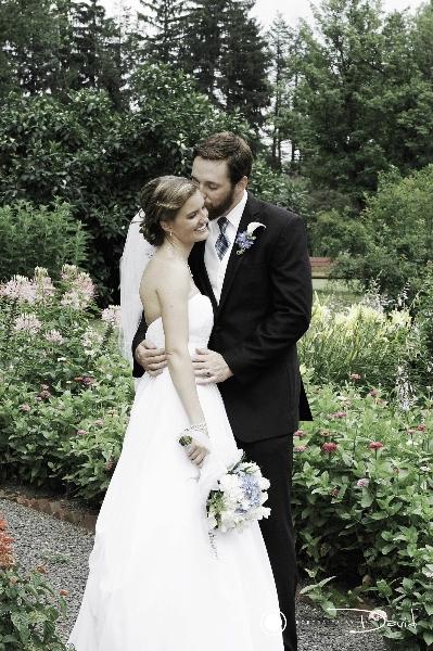 Childs Park wedding photo