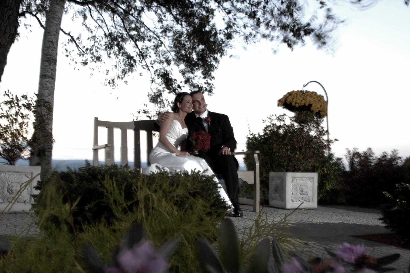 Alicia and Todd Grant